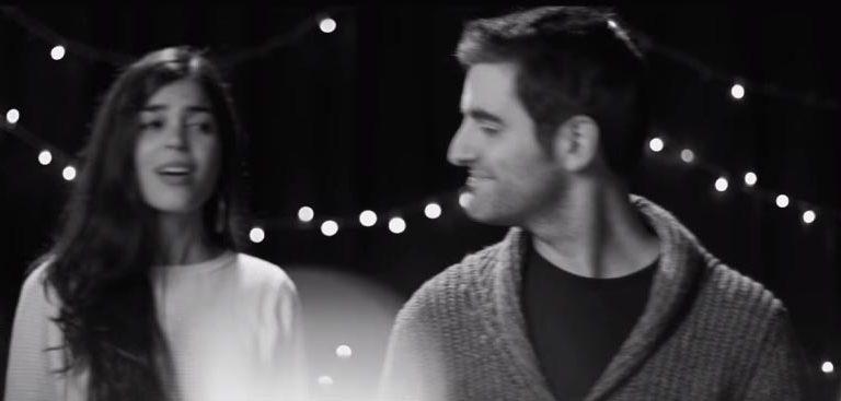 Lletra i Videoclip de la cançó d'en Joan Dausà i Sara Pi – Si ens veiessis