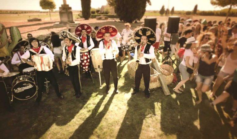 Lletra i Videoclip de la cançó del grup La Terrasseta de Preixens – Corrido de la rotonda de Sant Martí