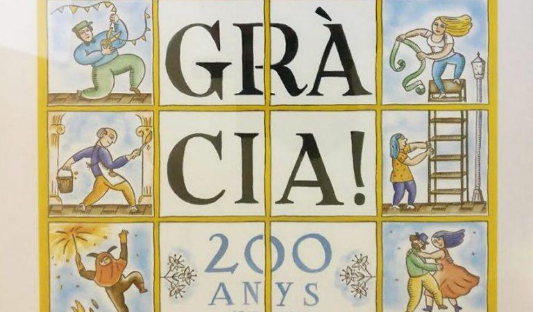 Del 15 al 21 d'agost Festa Major de Gràcia – 200 anys