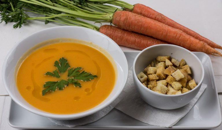 Recepta de Cuina, Com es fa – Sopa de carabassa