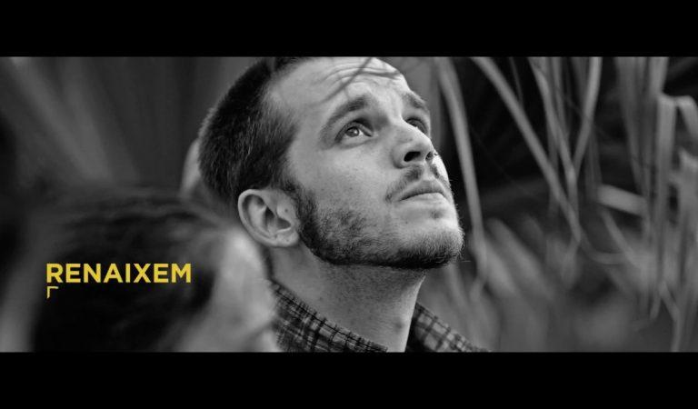 Lletra i Videoclip de la cançó d'en Xavi Sarrià –  Renaixem