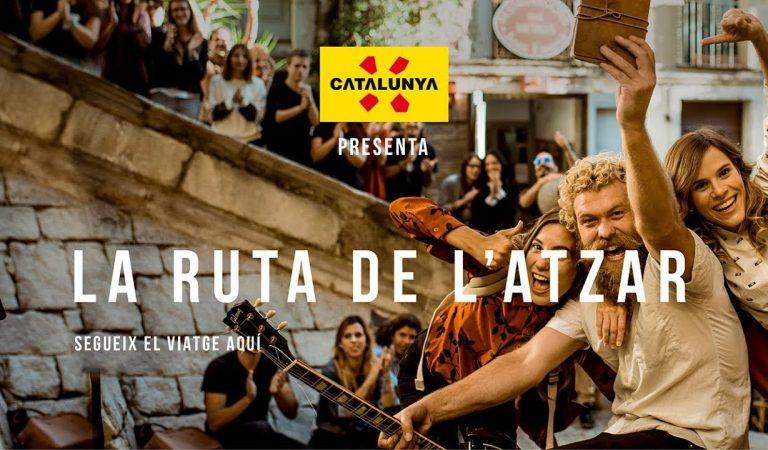 Catalunya presenta … La ruta de l'atzar