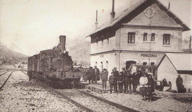 Estació de Puigcerdà 1924 – Coneix la seva història