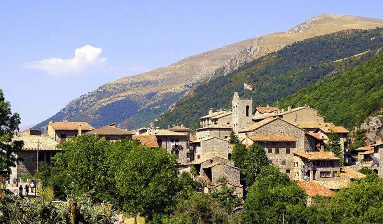 Castellar de N'Hug – El Berguedà