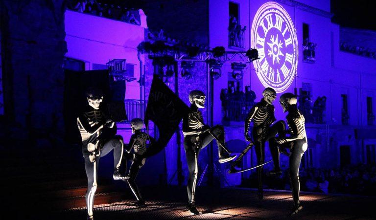 Dijous Sant – Tradicional Dansa de la Mort a Verges