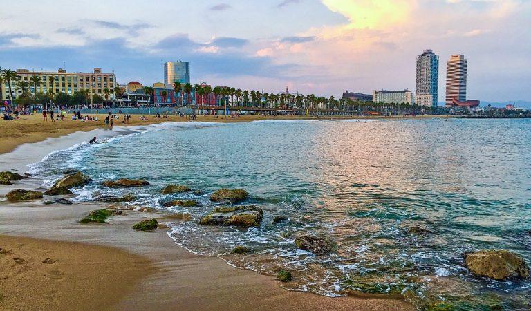 Barcelona – Tercera ciutat d'Europa i Vuitena del món.