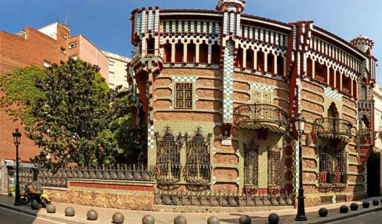 Vols dormir una nit a la CasaVicensde Gaudí per tan sols 1 euro?
