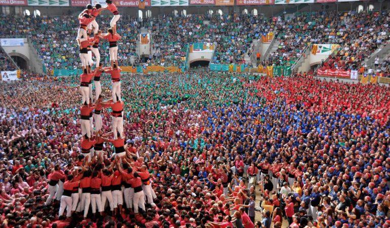 El Coronavirus fa ajornar el Concurs de Castells de Tarragona fins a l'any 2022