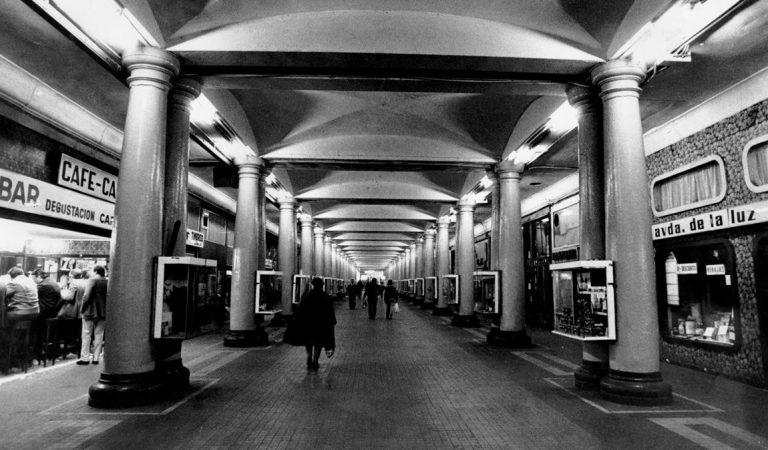 On era la primera galeria comercial subterrània de tota Europa?