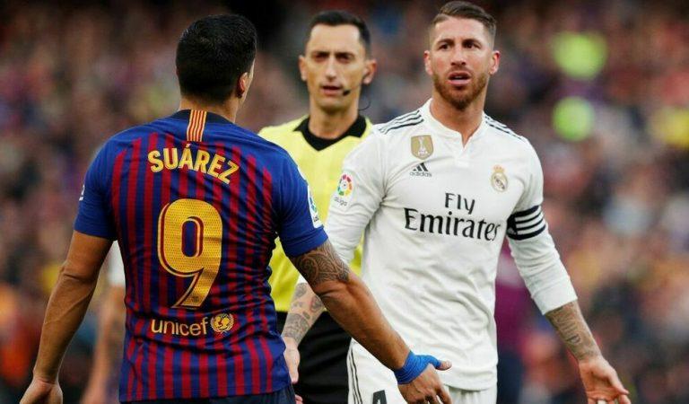 Suspesa la Lliga de Futbol les pròximes dues setmanes. El Real Madrid en quarentena.