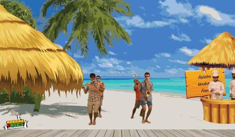 Lletra i Videoclip de la cançó El cuiner, La Parada de Xurros i la Xocolata – The Penguins Ska Band