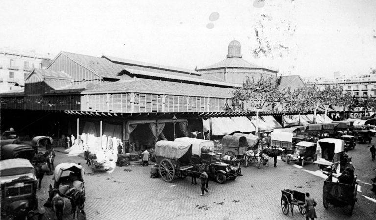Barcelona Abans – Recull de Fotos antigues del Mercat de Sant Antoni