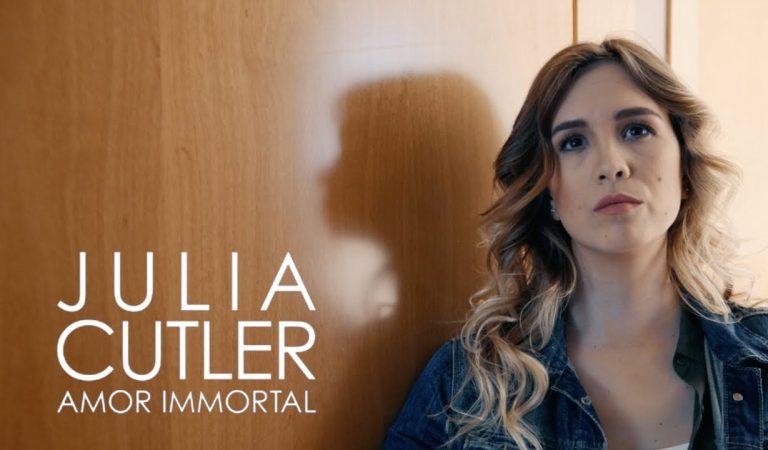 Lletra i Videoclip de la cançó de Julia Cutler – Amor Immortal