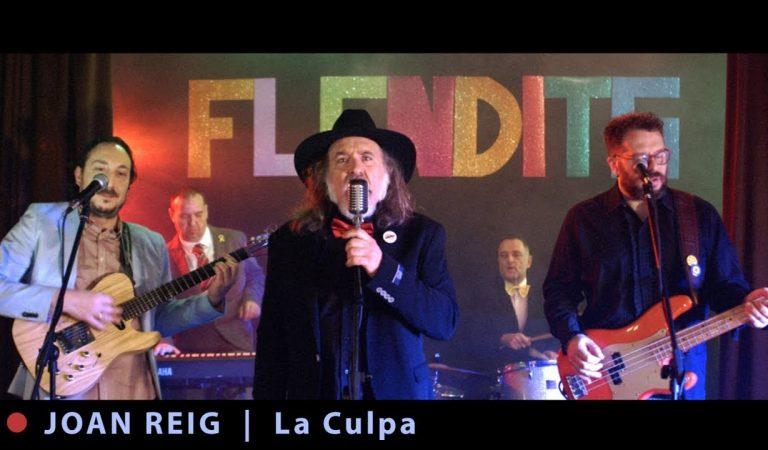 Lletra i Videoclip de la cançó d'en Joan Reig – La Culpa
