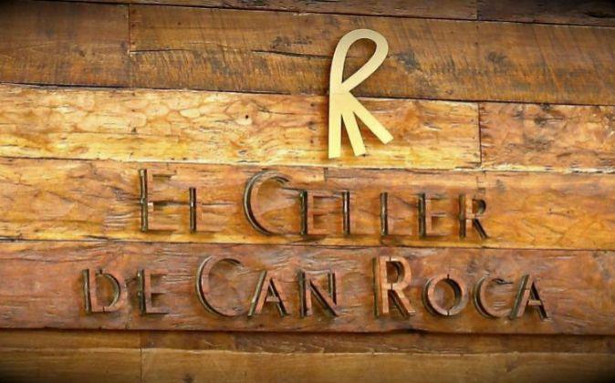 El Celler de Can Roca, el segon millor restaurant del món.