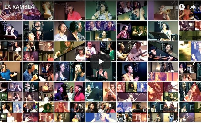 La Rambla – Videoclip de la cançó dedicada a les víctimes del 17A