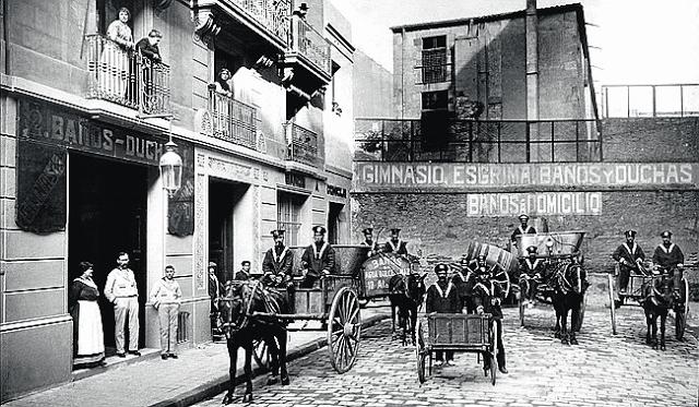 La moda d'anar al gimnàs ve de lluny – Barcelona 1899