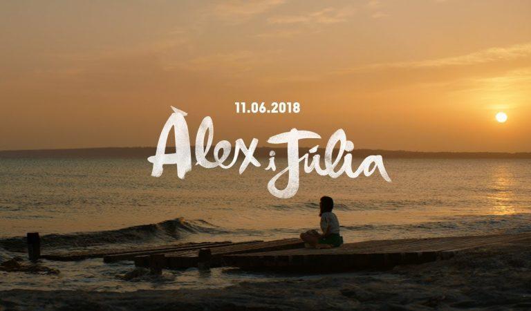 Anunci Estrella Damm 2018 Àlex i Júlia – 10 anys de Mediterràniament