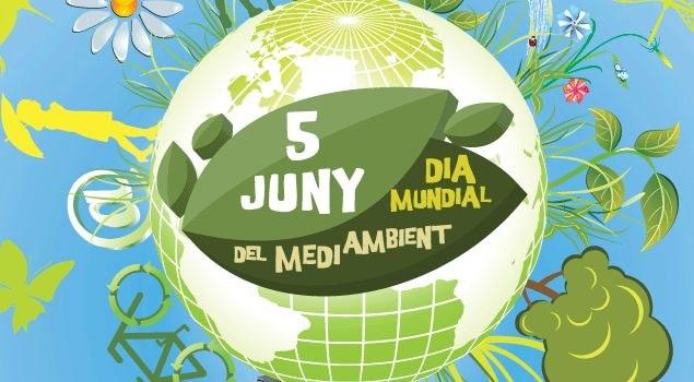 5 de Juny – Dia Mundial del Medi Ambient