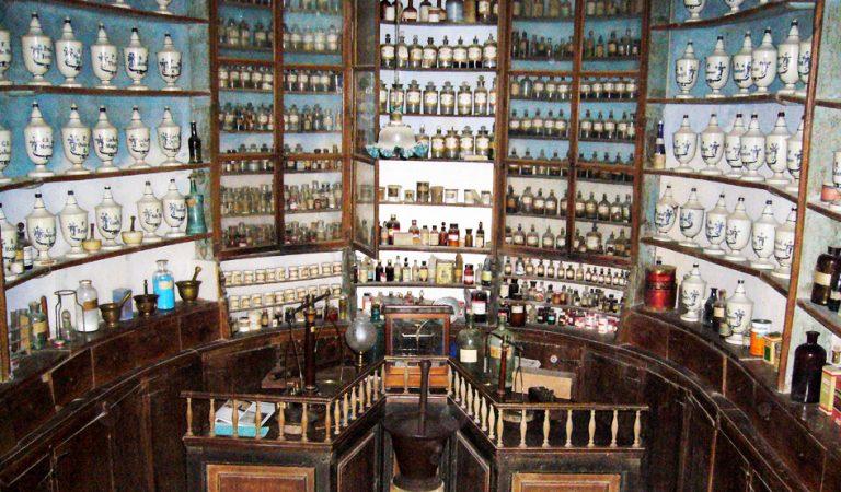 Sabeu on és la farmàcia més antiga d'Europa?