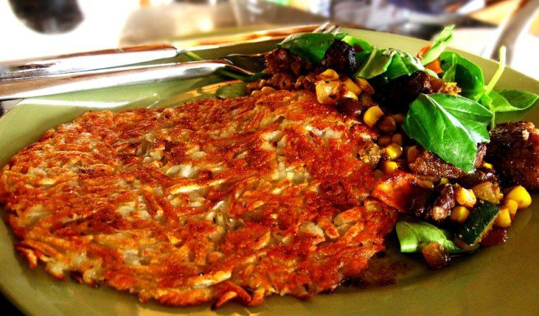 Recepta de Cuina, Com es fa – Cruixent de patates fregides