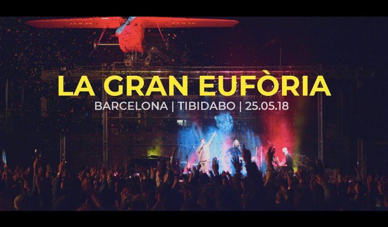 Lletra i Videoclip de la cançó d'en Joan Dausà – La Gran Eufòria al Tibidabo