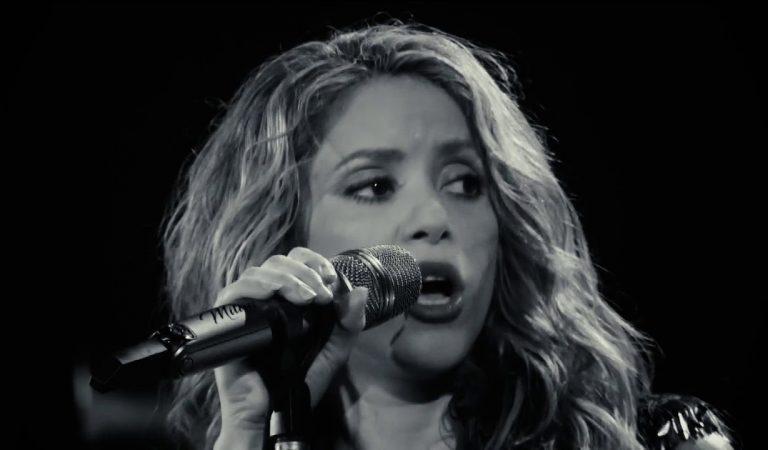 Videoclip Shakira Boig per tu – El Dorado World Tour in Barcelona Juliol 2018