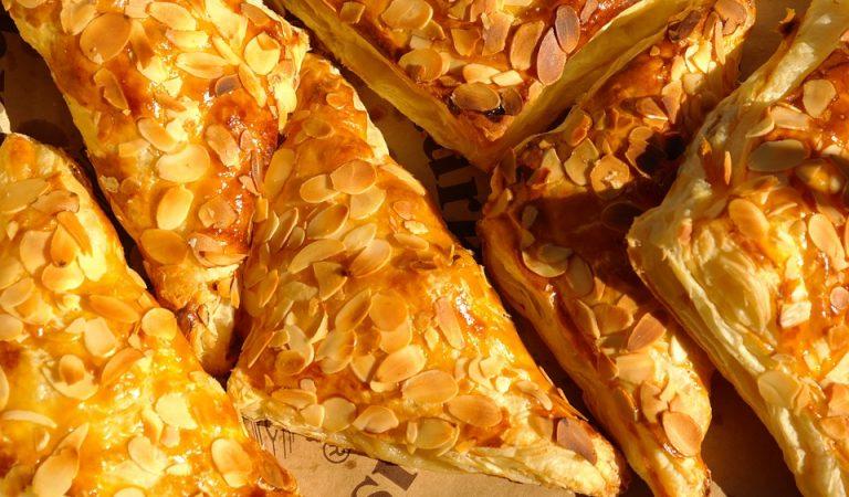 Recepta de Cuina, Com es fa – Triangles de pasta de full farcits de poma i canyella