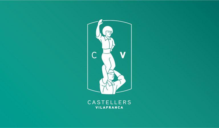 Avui els Castellers de Vilafranca fan 70 anys: Moltes Felicitats!