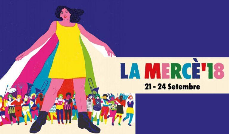 Del 21 al 24 de Setembre – Festa de la Mercè 2018 – Barcelona, la ciutat amb dues patrones