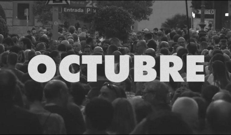 Lletra i Videoclip de la cançó d'en Fito Luri – Octubre