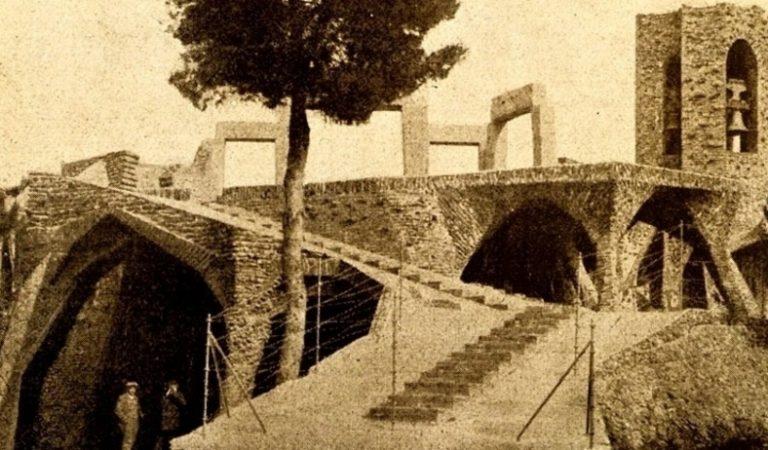 Coneix la història de la Colònia Güell – Santa Coloma de Cervelló -1890