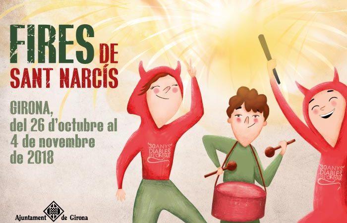 Fires de Sant Narcís 2018 – Girona – Del 26 d'octubre al 4 de novembre