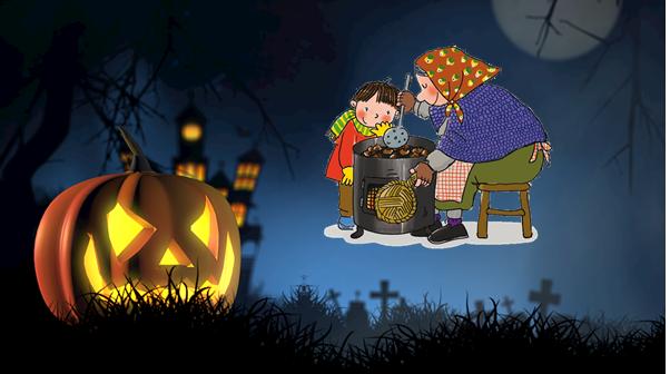 La castanyada i Halloween, origens comuns.