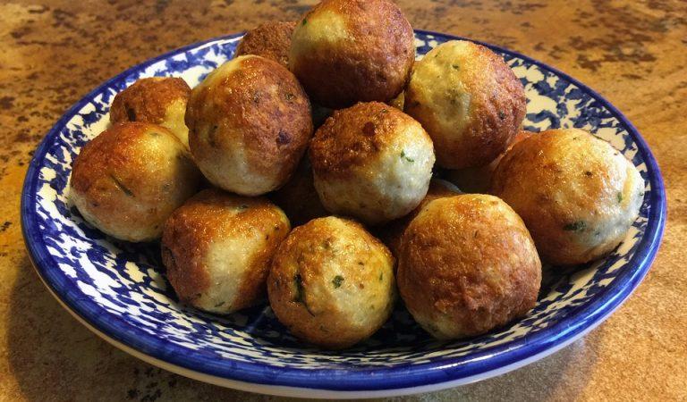 Recepta de Cuina, Com es fa – Mandonguilles de carabassó i parmesà