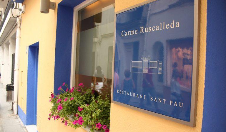 Tanca un dels restaurants més emblemàtics de Catalunya – El Sant Pau de Sant Pol de Mar (1988 – 2018)
