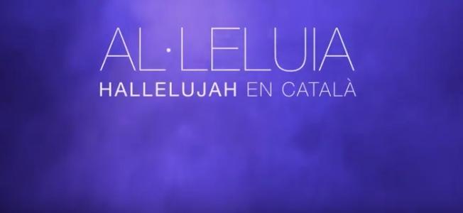 Lletra i Videoclip de la cançó d'en Leonard Cohen Al·leluia en Català per filferro
