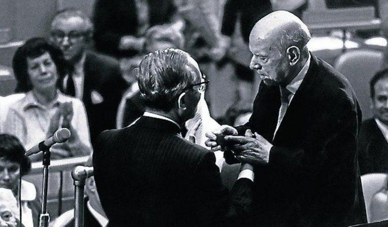 Video i Paraules de Pau Casals davant l'ONU – 1971