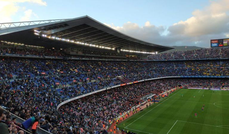 El Barça i la farmacèutica Grifols parlen del nom del Camp Nou.