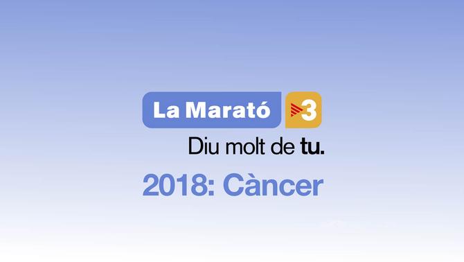 La Marató de TV3 bat rècord de recaptació amb el Càncer.