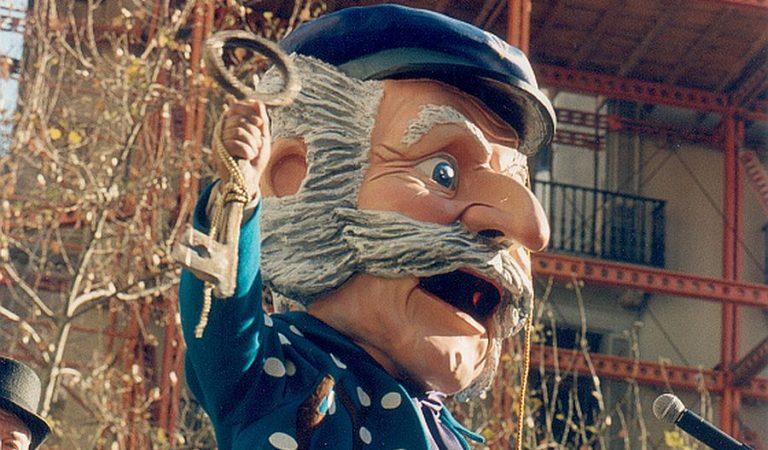 Ja heu vist l'home dels nassos?