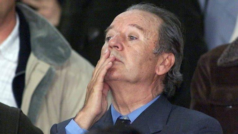 Mor l'expresident del Barça Josep Lluís Núñez als 87 anys.