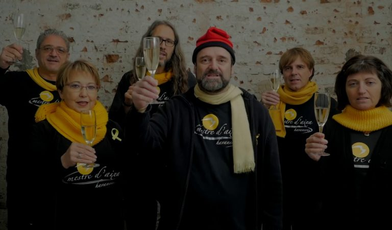 Lletra i Videoclip de la Cançó Santa Nit, adaptada i dedicada als Presos Polítics