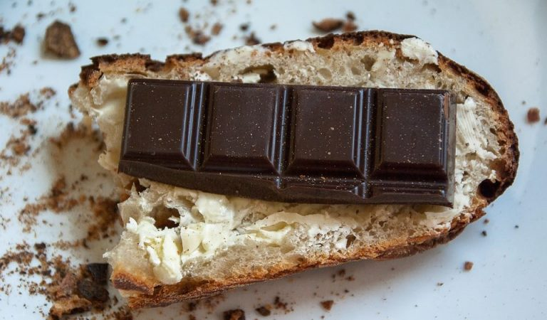Records del passat – Pa amb mantega i xocolata