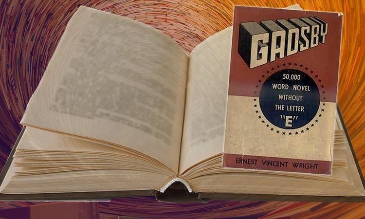 Sabeu que existeix un llibre de 50.000 paraules, però no té cap E?