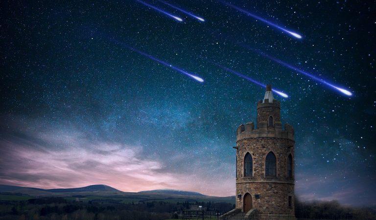 La primera pluja de meteorits de l'any, la podrem veure aquesta nit.