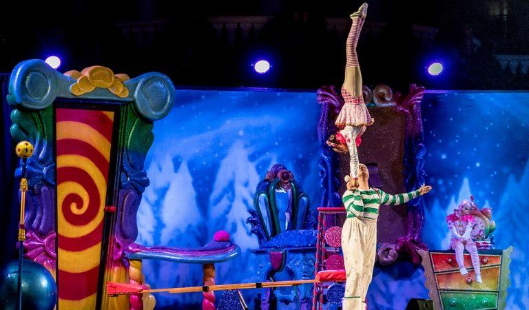 Messi fitxa pel Cirque du Soleil – A partir del 10 d'octubre al Parc del Fòrum