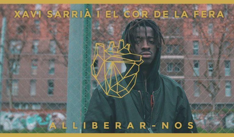 Lletra i Videoclip de la cançó d'en Xavi Sarrià – Alliberar-nos