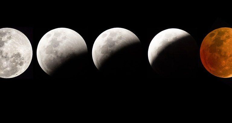 Aquesta nit tindrem un eclipsi de lluna de sang.