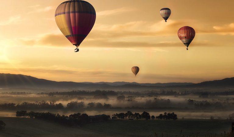 Els pagesos i ramaders contra els globus aerostàtics